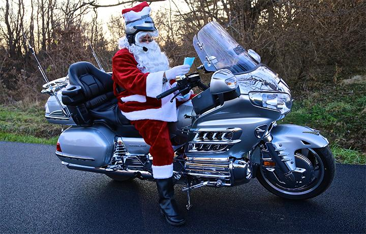 Brother Speed Motorcycle Club Donate $31,000 New Toys for Mini-Cassia Children