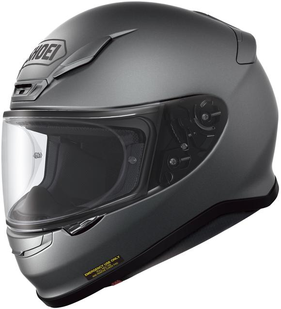 Shoei RF-1200 Matte Deep Grey Full Face Helmet
