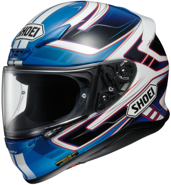 Shoei RF-1200 Valkyrie TC2 Full Face Helmet
