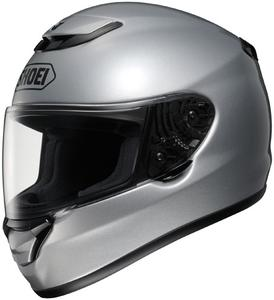 Shoei Qwest Light Silver Full Face Helmet