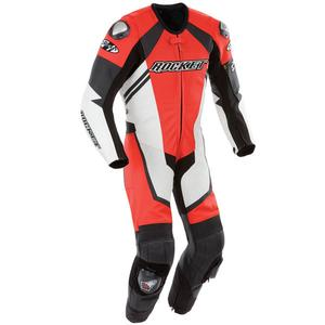 Joe Rocket 'Speedmaster 6.0' Mens Red/White Riding Suit